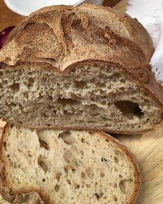 Brot (glutenfrei, hefefrei, kohlenhydratreduziert, milchfrei, sojafrei, vegan) Paleo, Bread, Vegan, Food, Gluten Free Breads, Food Food, Brot, Essen, Beach Wrap