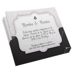 ¿Quieres que tu boda sea inolvidable? Empieza por hacer unas invitaciones increíbles! Entra en www.beekrafty.com en la sección de Tarjetas de Boda y personalízalas con lo que quieras. #beekrafty #pasionporcrear