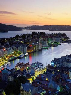 Sooo incredibly ecstatic about visting Bergen, Norway! this summer!
