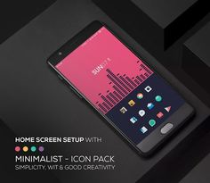 52 Best Home Screen Designs images in 2019 | Screen design