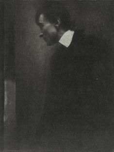 Self-Portrait by Edward Steichen, 1902.