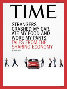 5 Things You Never Knew About the Sharing Economy