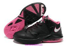 Nike Lebron 5 Ambassador Black Pink White
