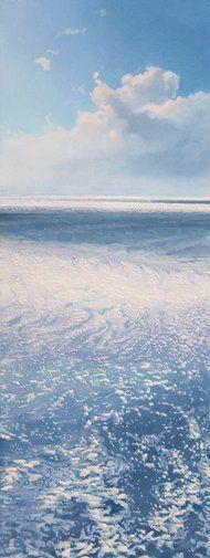 Painting Skies with Janhendrik Dolsma Sky Painting, Watercolor Paintings, Painted Canvas, Canvas Wall Art, Inspirational Wall Art, Pastel Art, Ocean Art, Art World, Pastels