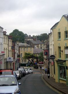 Stroud, Gloucestershire. Several generations of my family lived here around the 1700s