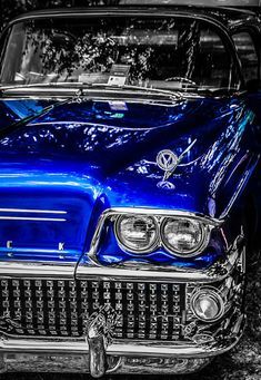 1958 Buick Rivera Vertical Fine Art Print Car by EyeShutterToThink