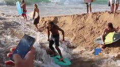 WebBuzz du 15/02/2016: Vague artificielle de surf en détournant une rivière-Homemade surf wave by diverting a river  Cette fois-ci, c'est une rivière qui a été détournée pour faire du surf ...   http://noemiconcept.com/index.php/fr/departement-informatique/webbuzz-tech-info/207166-webbuzz-du-15-02-2016-vague-artificielle-de-surf-en-d%C3%A9tournant-une-rivi%C3%A8re-homemade-surf-wave-by-diverting-a-river.html
