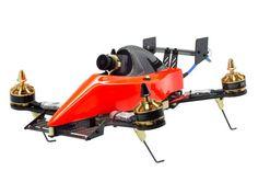 Scorpion QF1, el nuevo rey de drones de carrera