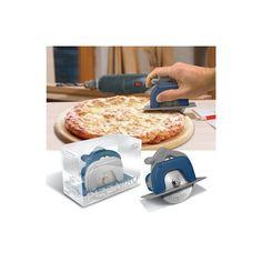 Fred Pizza Boss 3000 Pizzasnijder gadgets, kado's en originele cadeau