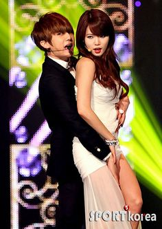 Hyuna js dating — photo 2