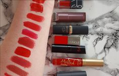 Best red lips for 2016!