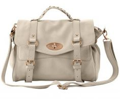 Mulberry Inspred Bag Creme - I Want That Musthave - € 79,-
