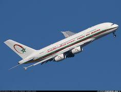 Royal Air Maroc Airbus A380-800