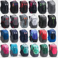Extra Off Coupon So Cheap Under Armour Hustle UA Storm Backpack Laptop  School Bag 5270973c99
