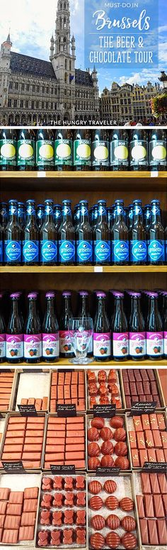 Brussels Beer And Chocolate Tour | The Hungry Traveler