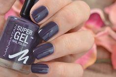#925 Grey Matter aus der Manhattan Super Gel Nail Polish Reihe