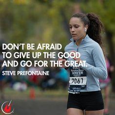 Never give up! #runningmotivation #runninginspiration #runchat