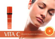 VITA C LevisSime || AUMENTA A HUMIDADE DA PELE EM 53% APENAS EM 4 SEMANAS. Creme hidratante e revitalizante com vitamina C. Grande poder antioxidante, atrasa o envelhecimento da pele aumentando a síntese de colagénio. | INCREASES SKIN MOISTURE BY 53% IN JUST FOUR WEEKS*. Its formula with low molecular weight HYALURONIC ACID hydrates the skin's moisture level to keep it young, and the encapsulated VITAMIN C has a powerful antioxidant effect, increasing collagen synthesis. | www.INFINITA.pt |