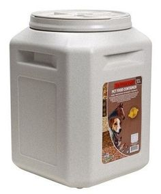 DOG FEED CONTAINERS - VITTLES VAULT - 50-55 LB - GAMMA2 INCORPORATED - UPC: 769397142501 - DEPT: DOG PRODUCTS