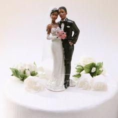 Sweet Love Resin Wedding Cake Topper (119030553)