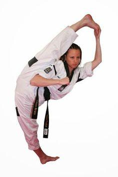 Street fighter  Chun Li pour de vrai par Chloé Bruce video  2Tout2Rien
