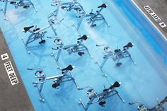 Spin Class in the Pool? The Real Deal on Aqua Spinning | health.com