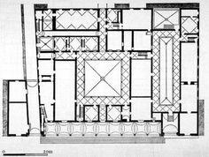 FILIPPO BRUNELLESCHI - OSPEDALE DEGLI INNOCENTI - 1445