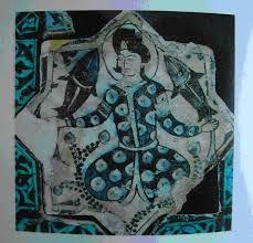 kubadabad sarayı nerede ile ilgili görsel sonucu Turkish Tiles, Turkish Art, Islamic Tiles, Islamic Art, Tile Art, Mosaic Tiles, Iranian Art, Antique Tiles, Sculpture Clay