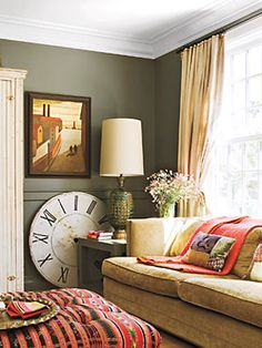 To complete the look of you home it is important to incorporate crown molding. Click on the photo to find out how and then find the perfect molding for you http://www.udecor.com/