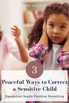3 ways to correct the sensitive child without crushing their spirit -- positive discipline strategies from a certified positive parenting educator and coach. . . #dandelionseedspositiveparenting #positivediscipline #positiveparenting #parentingtips #HSC #HSP #highlysensitive #children #parenting #parentingtips #parentingadvice #emotionalchild #strongwilledchild Positive Parenting Solutions, Conscious Parenting, Mindful Parenting, Gentle Parenting, Natural Parenting, Parenting Articles, Parenting Teens, Parenting Hacks, Parenting Courses