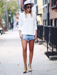 danielle bernstein short jeans
