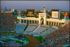 ON THIS DATE...............(1984) the 23rd Summer Olympics opened in Los…