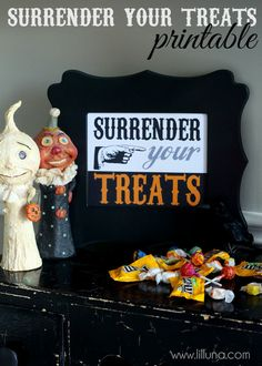 Surrender Your Treat