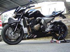 Belly Pan Kawasaki Z750mod2004 06