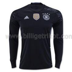 Deutschland Torwart trikot 2016 Langärmlig|€22,90!!Günstige Fußball Trikots