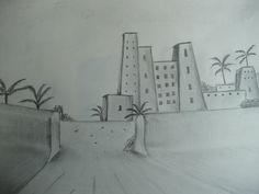 Dans le désert marocain
