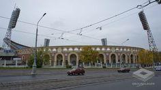 Groundlager - Weißrussland - Minsk - Stadion Dinamo