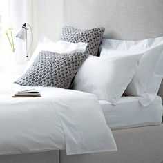 beautiful knitted pillows