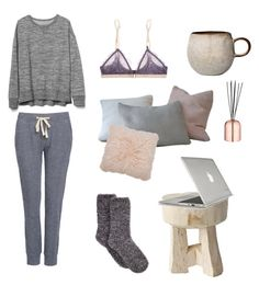 Cozy Saturday Morning by stephc on Polyvore featuring Gap, LoveStories, Speck, Urban Nature Culture, Tom Dixon, Bloomingville and M&Co