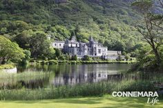 """The summer of 2016 will see Kylemore return to it's status as a residential institution. Through a partnership with the University of Notre Dame, students will study creative writing, environmental field work, literature, language and attend spiritual retreats.     """"The Continuing Story of Kylemore Abbey""""   Story by Eithne O'Halloran"""