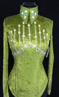 Sage Green Horsemanship Shirt/Outfit – Just Peachy