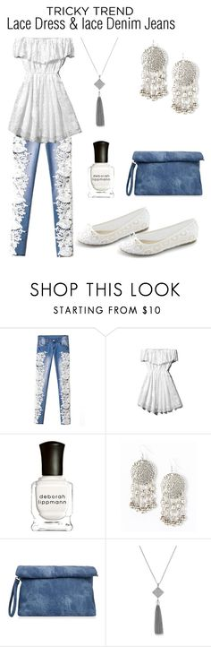 """""""Tricky Trend: Dress and Pants"""" by im-karla-with-a-k ❤ liked on Polyvore featuring Abercrombie & Fitch, Deborah Lippmann, Turkish Delight and Jessica Simpson"""