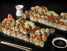 All you can eat sushi está de moda en Quito
