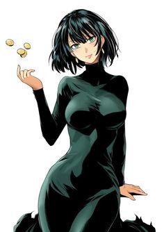 Fubuki (one-punch man) Anime Girl Hot, Manga Anime Girl, Kawaii Anime Girl, Anime Girls, Tatsumaki One Punch Man, Saitama One Punch, One Punch Man Anime, Thicc Anime, Anime Comics