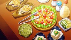 Kodoka and Kobato's dinner, Boku wa Tomodachi ga Sukunai, Episode 1.