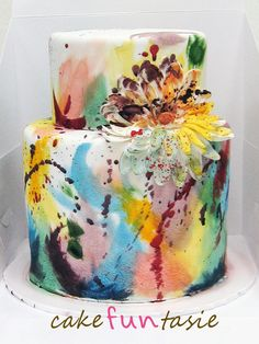 cake art | this has officially become one of my most favourite cakes this made me ...
