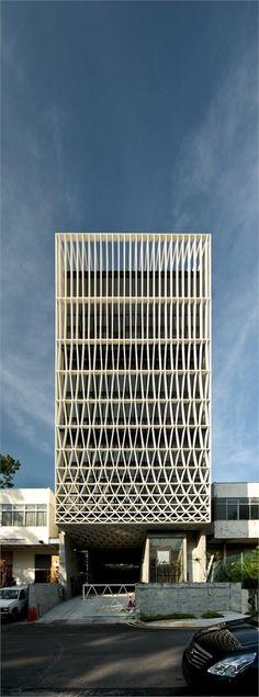 A Simple Factory Building, Singapore, 2012