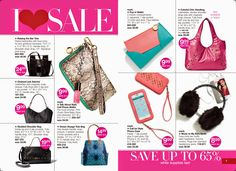 Avon Handbags - Valentine's Day Gifts for Her from Avon.   Find unique gifts she will love! BeautyWithMary.com #ValentinesDay #Gifts #Valentines #Avon