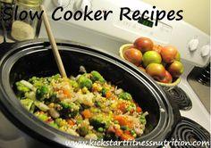 Healthy Slow Cooker Meals