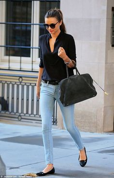 How to Look Taller Without Wearing Heels